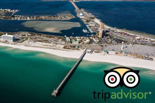 Pensacola Beach ranked 7th Best Beach in USA