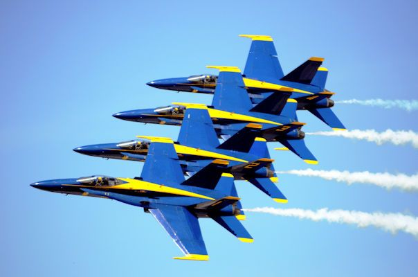 Blue Angles Practice Schedule – Pensacola Boat Rides